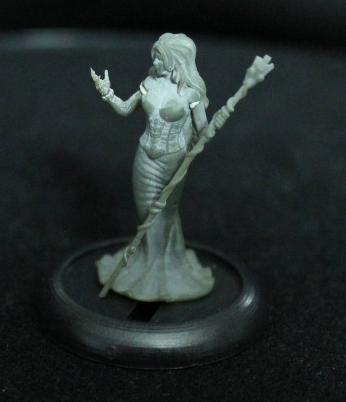 Eva the Necromancer