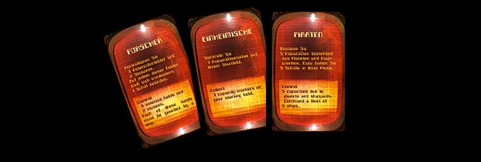 Secret Mission Cards