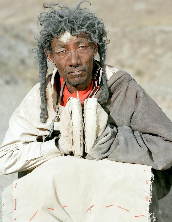 name: Lha Ga - age: 49 - origin: Gei Gyei - count of koras 6 (11 days in prostrations)