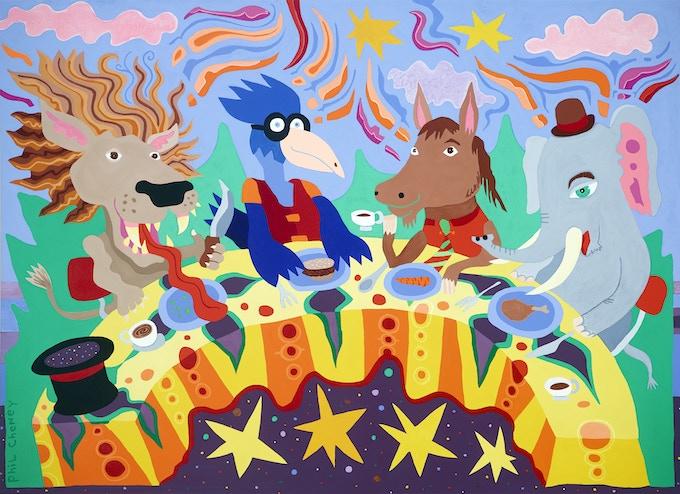 Animals Picnic (Celebrating ALLL dang Day!)