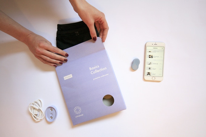 Included in the Carin Wearables box set