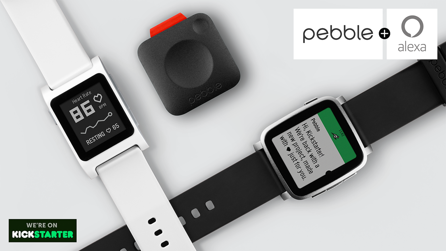 Pebble 2, Time 2 + All-New Pebble Core by Pebble Technology