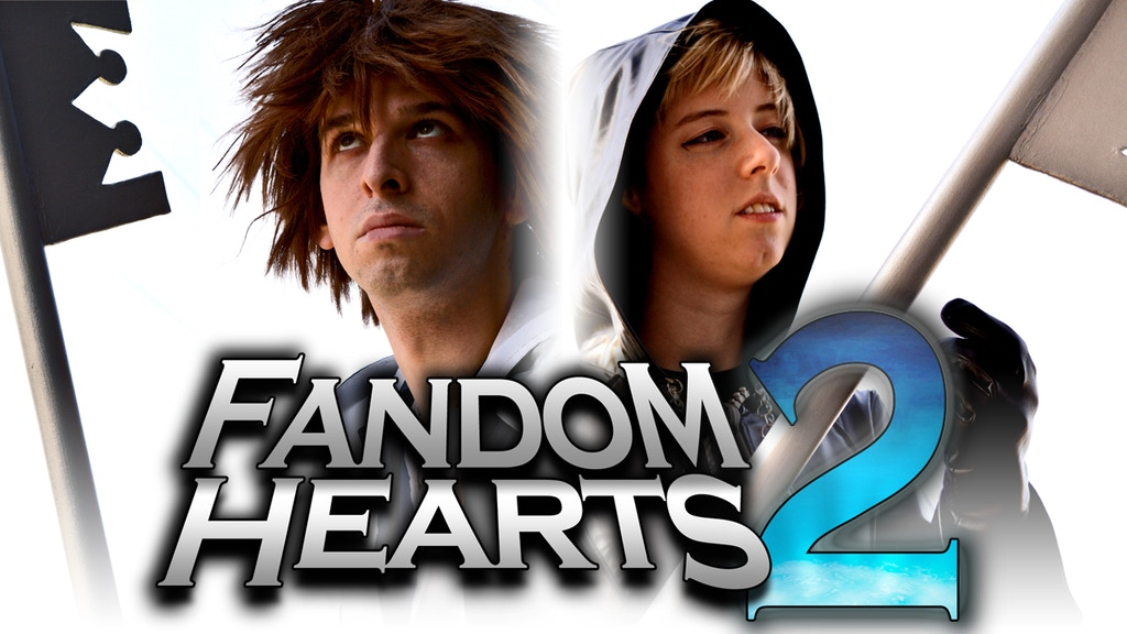 Fandom Hearts 2 - A Fanmade Kingdom Hearts Parody Musical project video thumbnail
