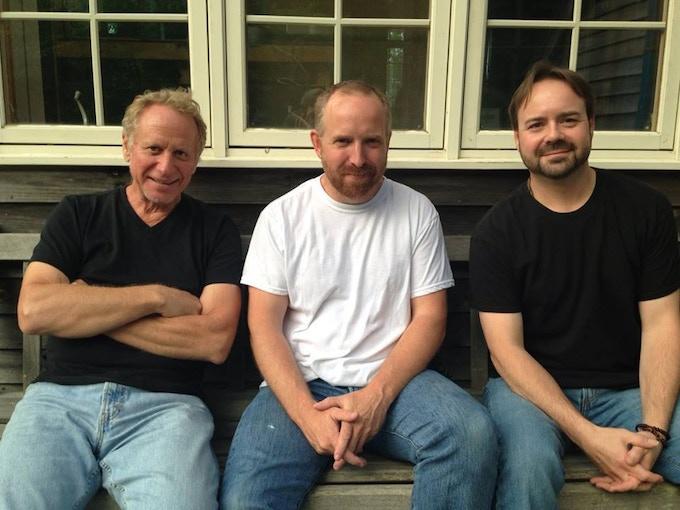 Will Ackerman, Tom Eaton, Vin Downes @ Imaginary Road Studios