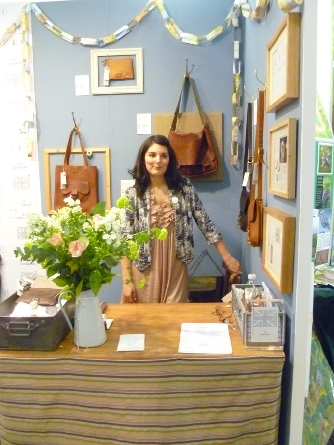 Back in the early days when I showed of my products in 2011 at the Country Living fair, London