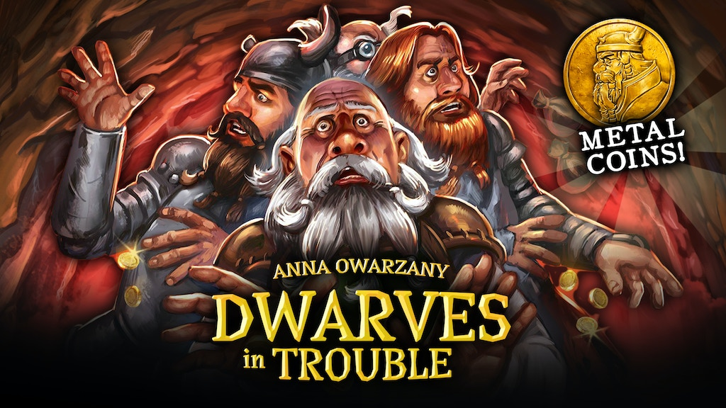 Dwarves in Trouble project video thumbnail