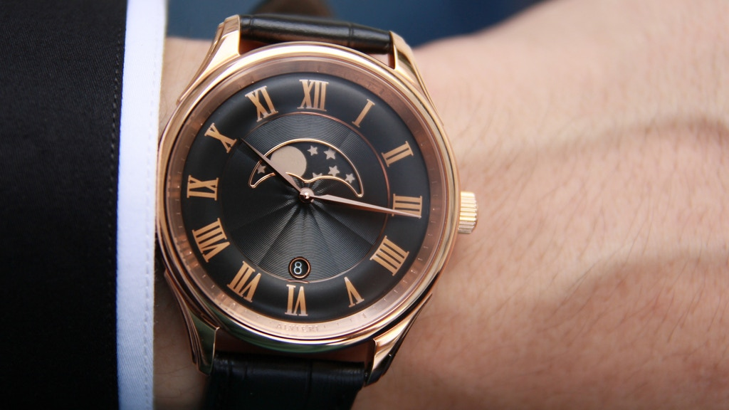 Alvieri – Elegant Watch With a Really Lively Dial project video thumbnail