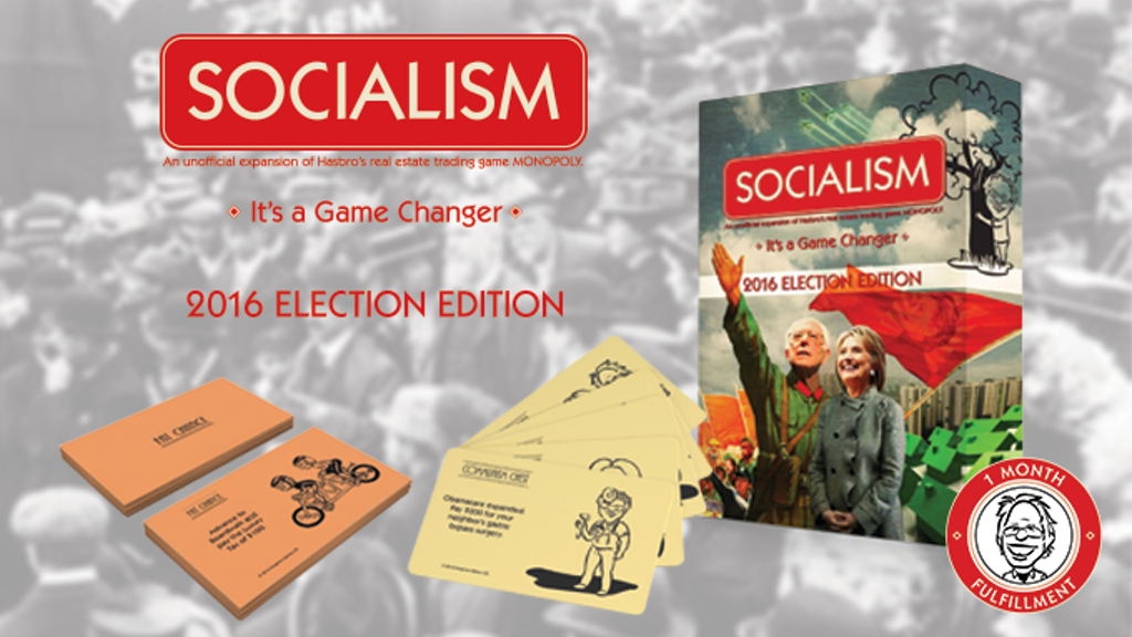 SOCIALISM: The Game project video thumbnail