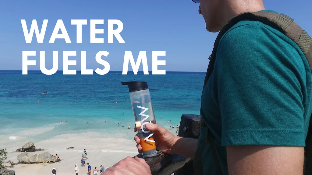 MUV - Clean, safe filtered water adapted to your lifestyle project video thumbnail