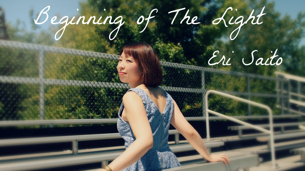 Eri Saito's New Album: Beginning of The Light project video thumbnail
