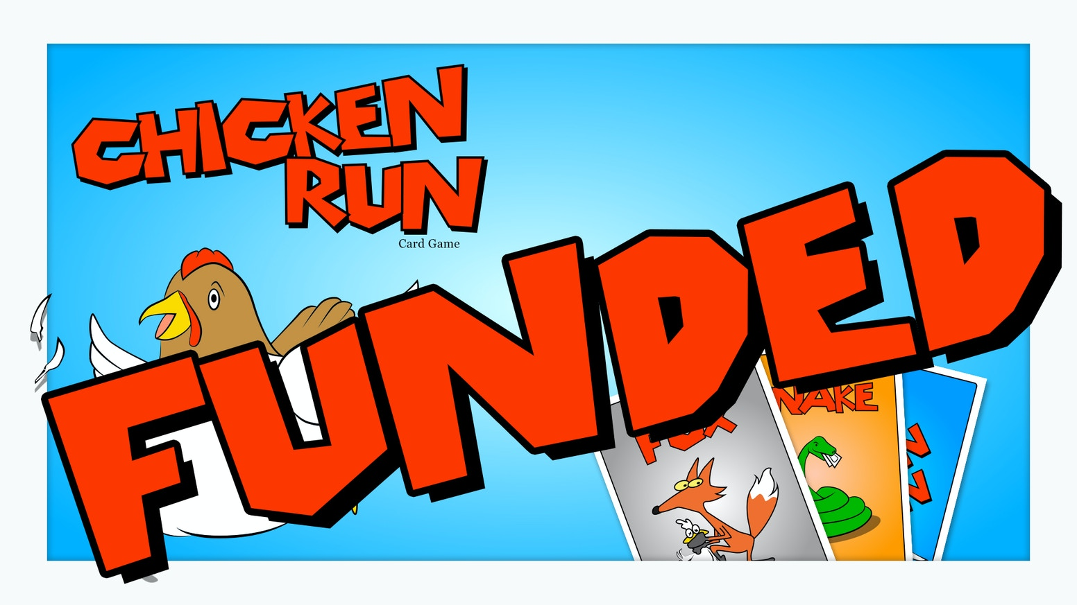 Chicken Run is a fun, exciting, and quick collection game that involves matching chickens, avoiding pesky varmints, and creating runs.