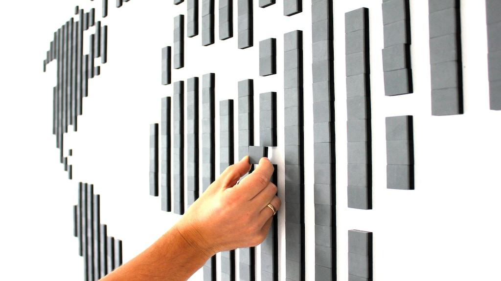 Wallz Copenhagen - Amazing wall art like never before! project video thumbnail