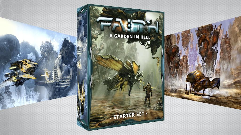 FAITH: A Garden in Hell - RPG Starter Set project video thumbnail