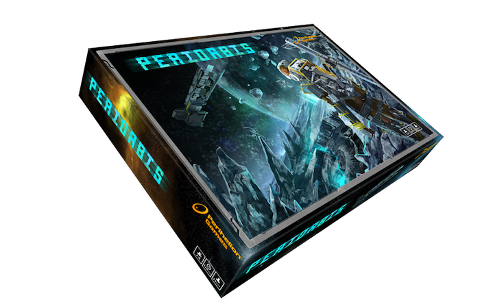 A fresh take on worker placement featuring a unique orbital mechanic. Periorbis is a game of skill and strategy set in deep space.