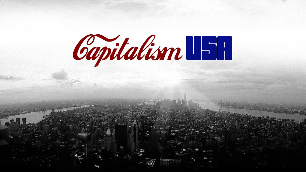 Capitalism, USA a Game of Greed project video thumbnail