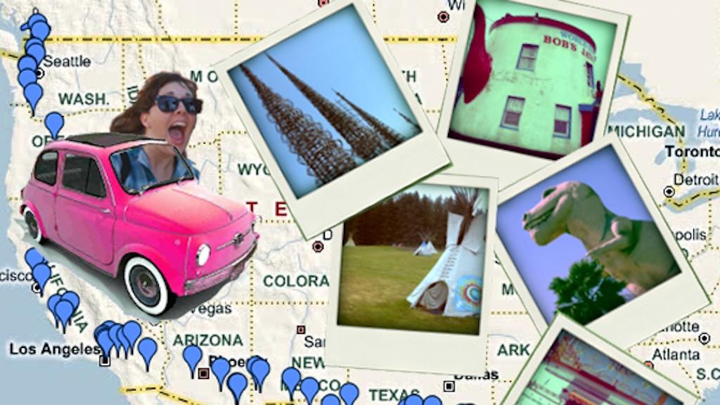 Folk Architecture Tour - Bellingham to Houston project video thumbnail