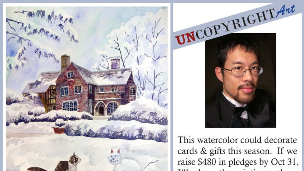 Project image for MOVED TO http://www.kickstarter.com/projects/davidliao/christmas-watercolor-for-sale (Canceled)