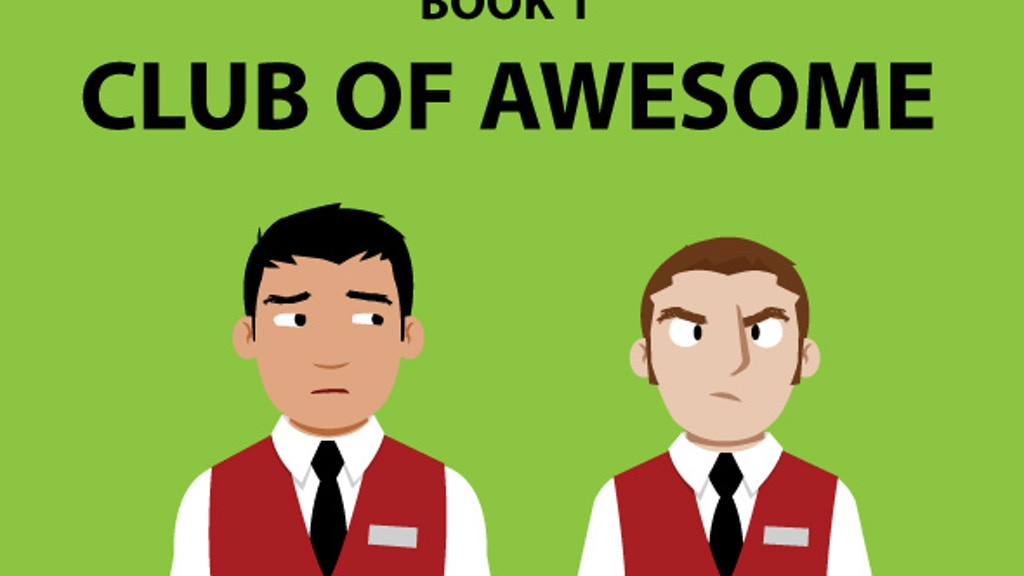Join the Multiplex: Book 1 Club of Awesome project video thumbnail