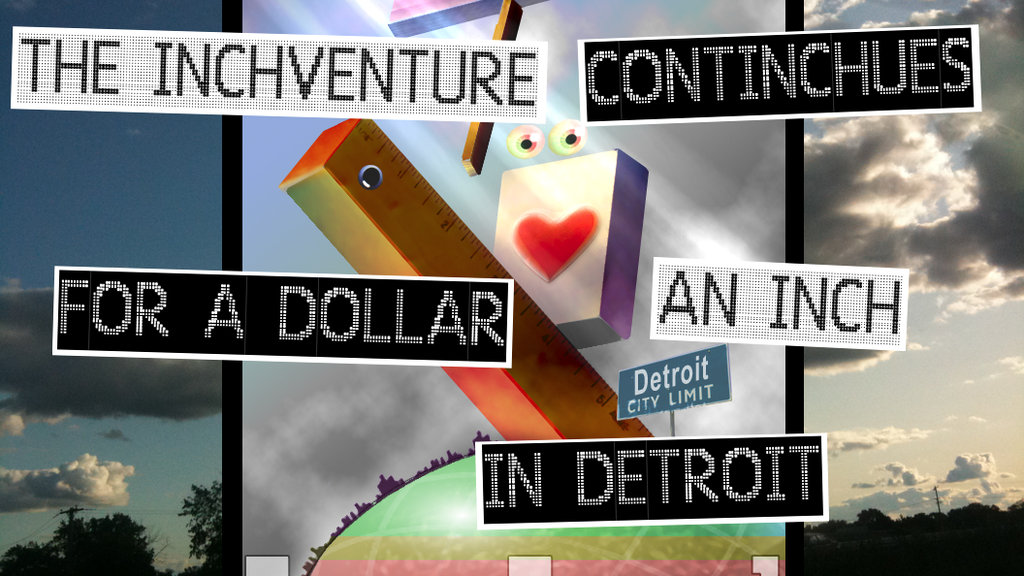 LOVELAND Round 2: You've Got Inches In Detroit! project video thumbnail
