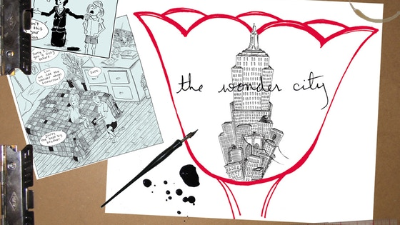Become A Citizen of The Wonder City project video thumbnail