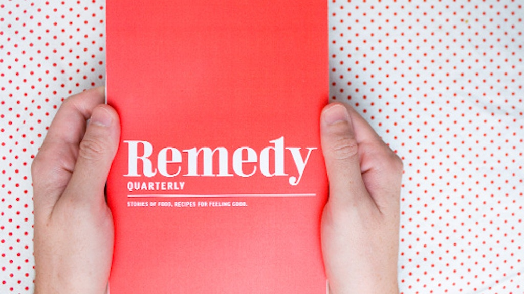 Remedy Quarterly project video thumbnail