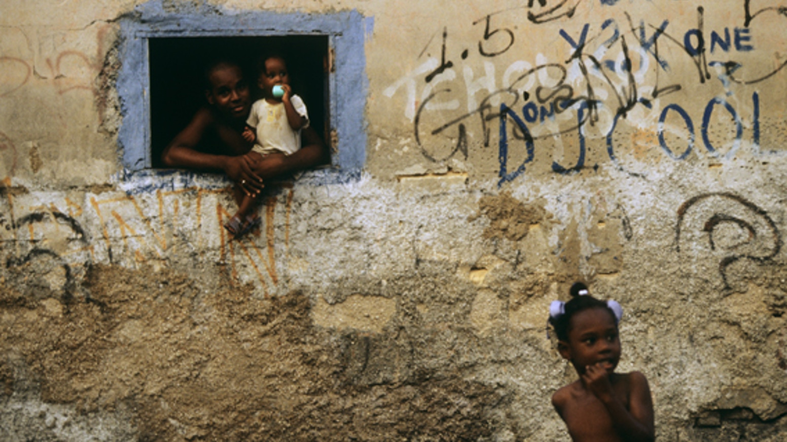 The 1st Ghetto Biennale in Port-au-Prince, Haiti by robert