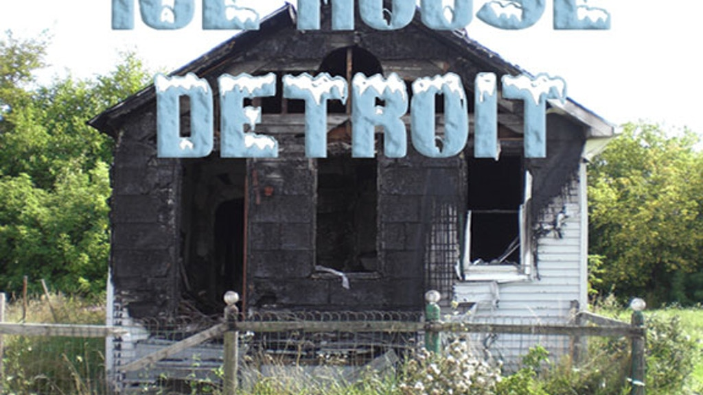 Ice House Detroit project video thumbnail