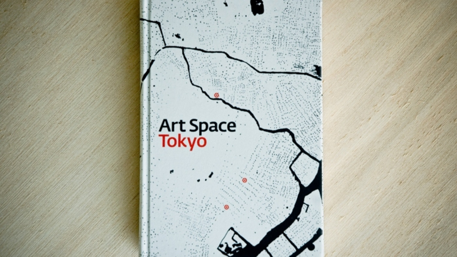 Art Space Tokyo is a beautiful guide to Tokyo through its art world. 
