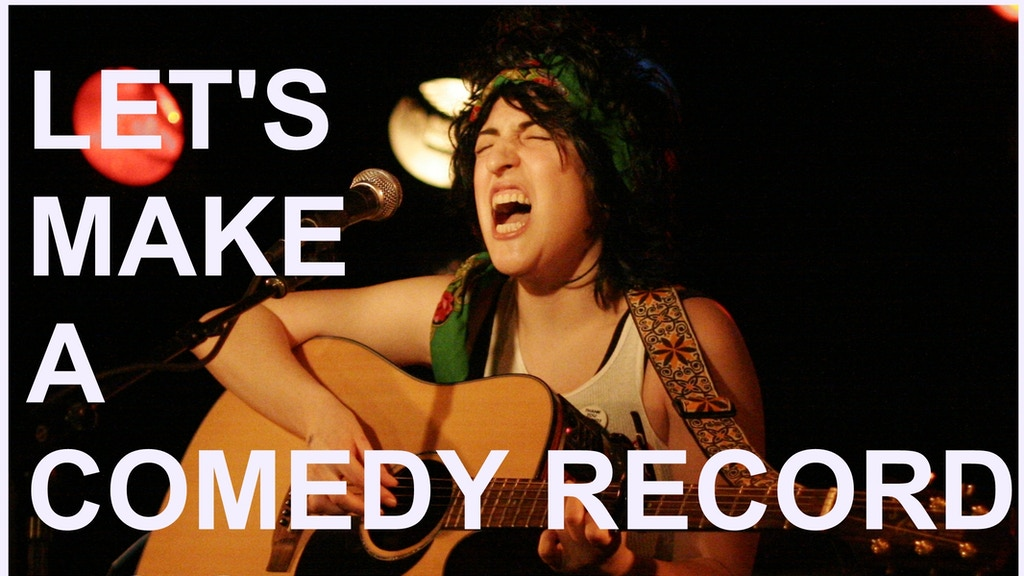 LET'S MAKE A COMEDY RECORD TOGETHER! project video thumbnail