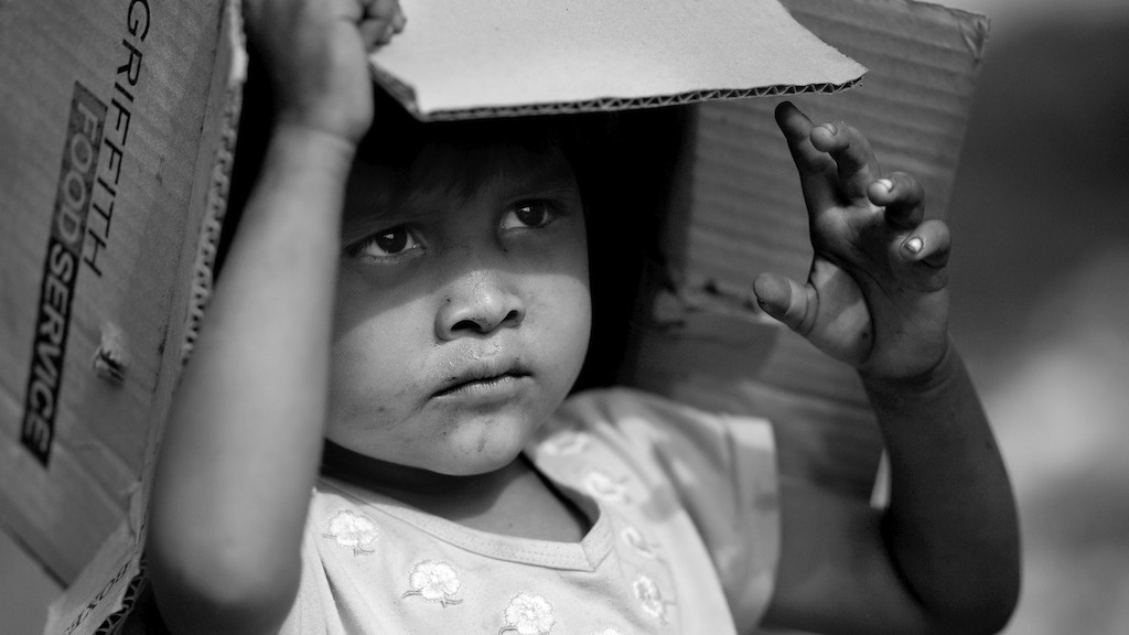 Project image for Children of the Dump: Nicaragua