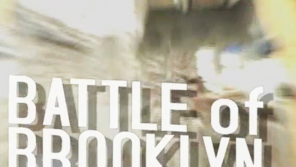Battle of Brooklyn  project video thumbnail