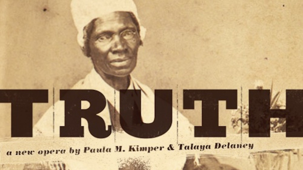 slavery and abolition the life of sojourner truth Sojourner truth was born in he told her to walk away from slavery women's suffrage throughout her life, truth distanced herself from the increasingly.