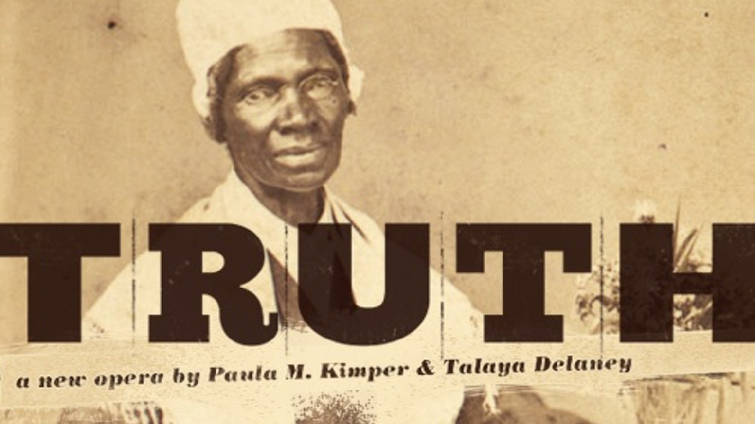 Invest In New Folk Opera About Sojourner Truth