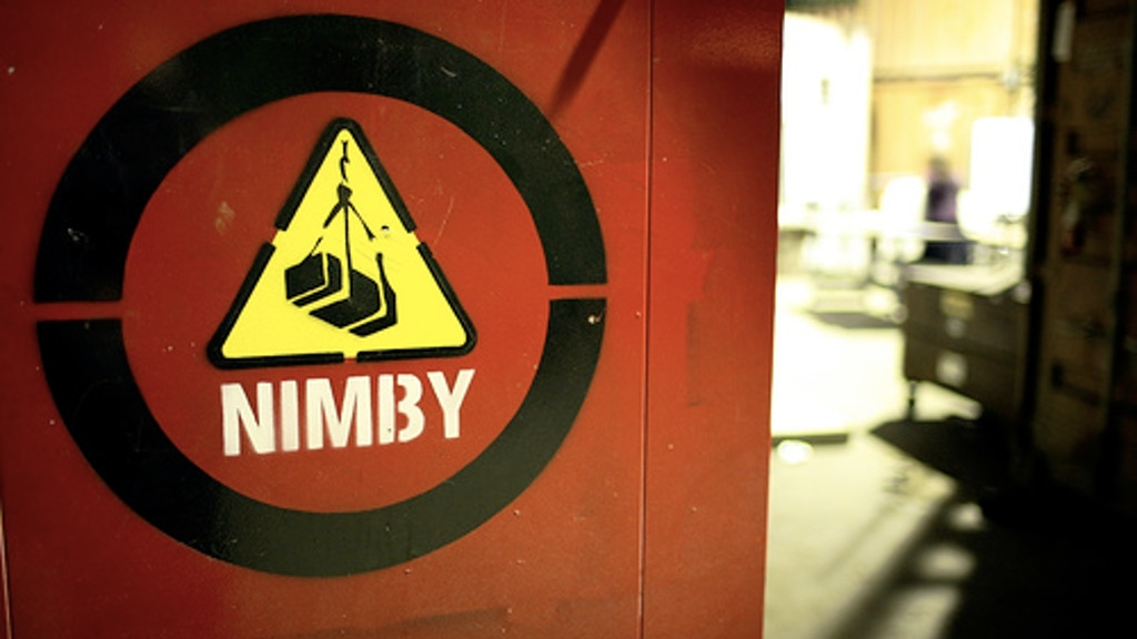 NIMBY - Industrial Art and DIY Space project video thumbnail
