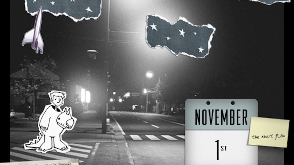 November 1st - a short film. Help the Morgans make a movie! project video thumbnail