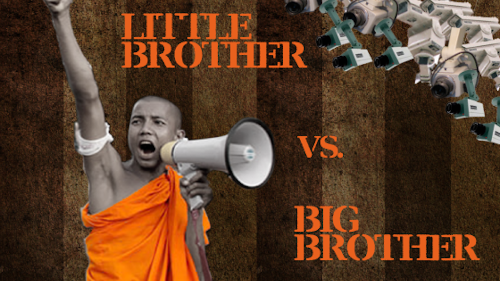 """""""Little Brother"""" vs. Big Brother project video thumbnail"""