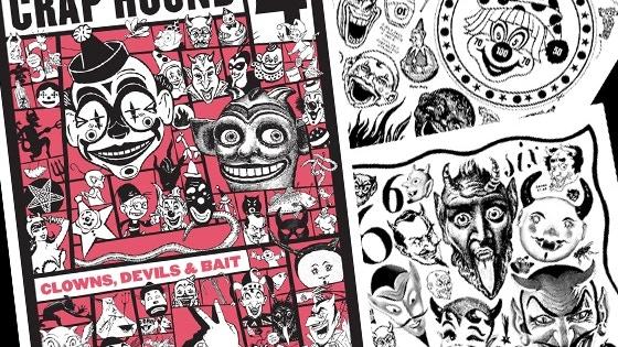 Crap Hound #4: Clowns, Devils & Bait! project video thumbnail