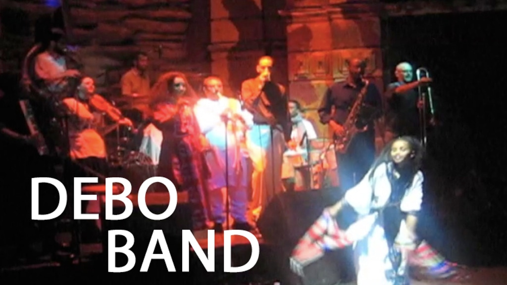 Debo Band Returns to Africa project video thumbnail