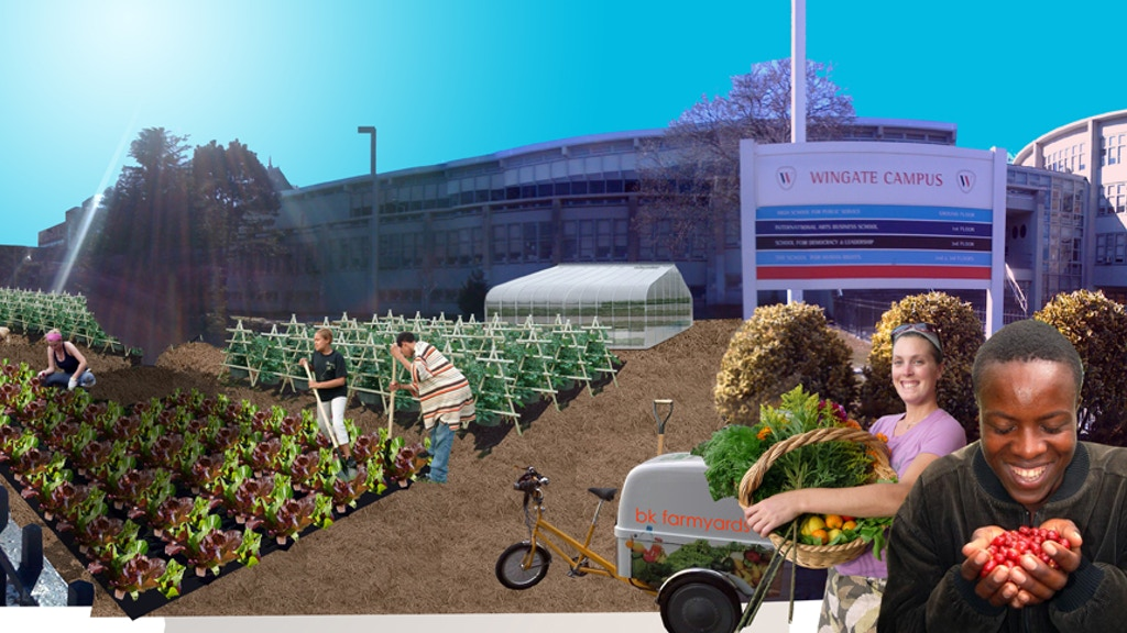 BK Farmyards: Developing a 1-Acre Youth Farm project video thumbnail