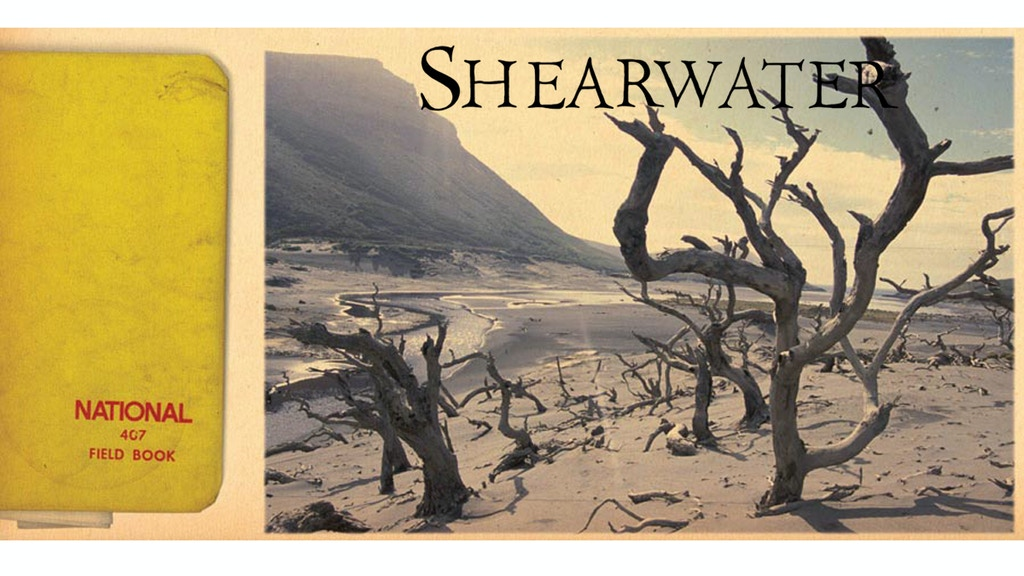 Shearwater - The Golden Archipelago Limited Edition Dossier project video thumbnail