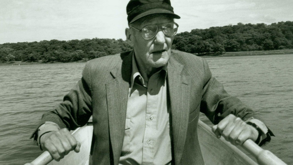 William S. Burroughs: A Man Within  project video thumbnail