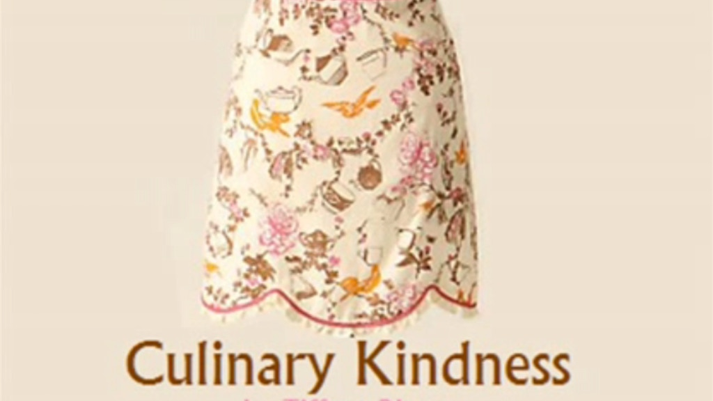 Culinary Kindness - a fundraiser for my public health ...