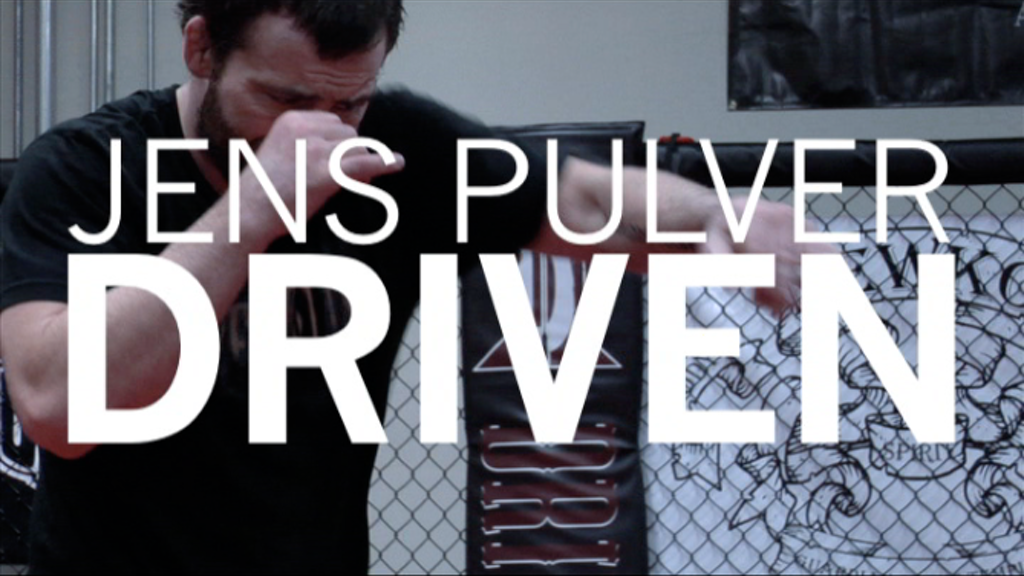 JENS PULVER | DRIVEN a feature documentary about a legendary fighter's last march project video thumbnail