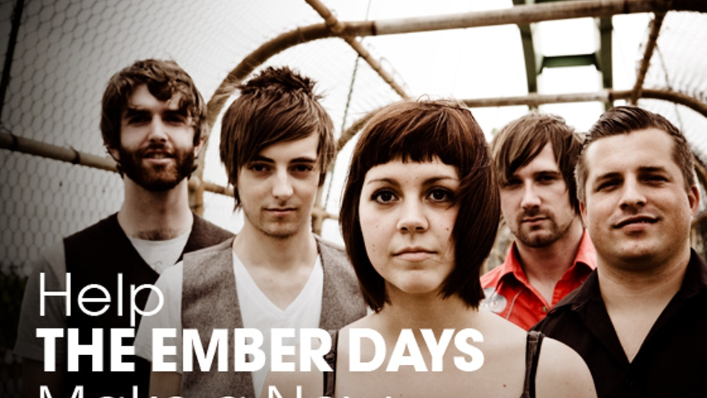Help The Ember Days Make A New Worship Album! project video thumbnail