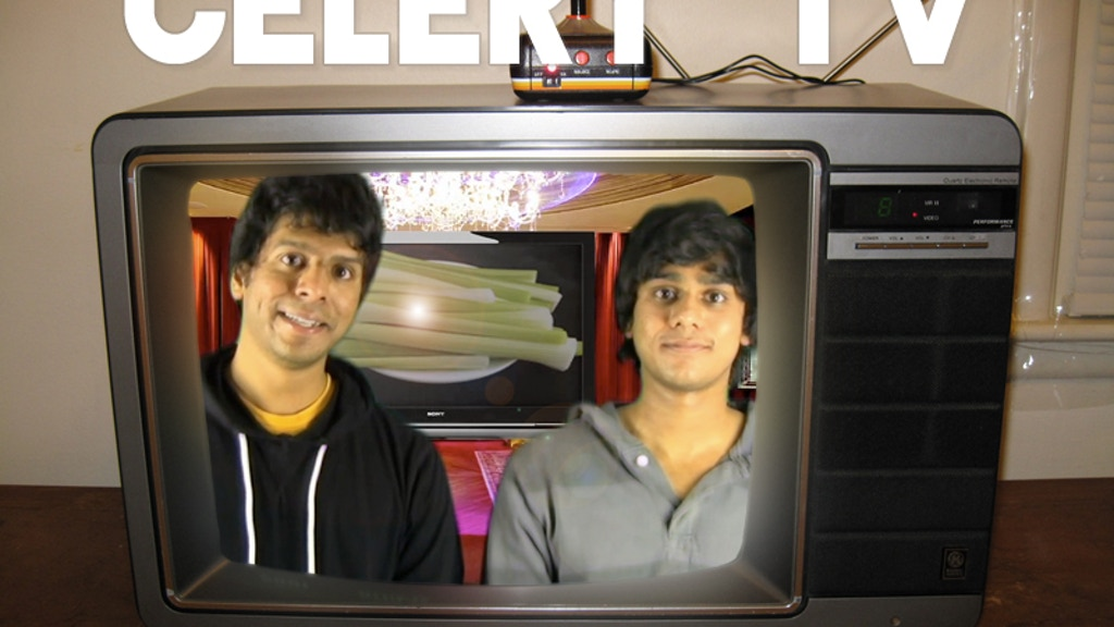 Celery TV: A Sketch Comedy Web Series project video thumbnail