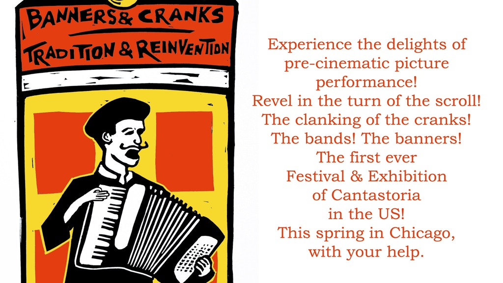 Banners & Cranks - first ever festival and exhibition of cantastoria in North America project video thumbnail