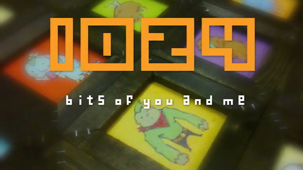 1024 bits of you and me project video thumbnail