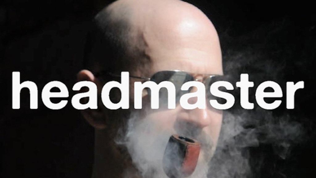 Headmaster magazine project video thumbnail