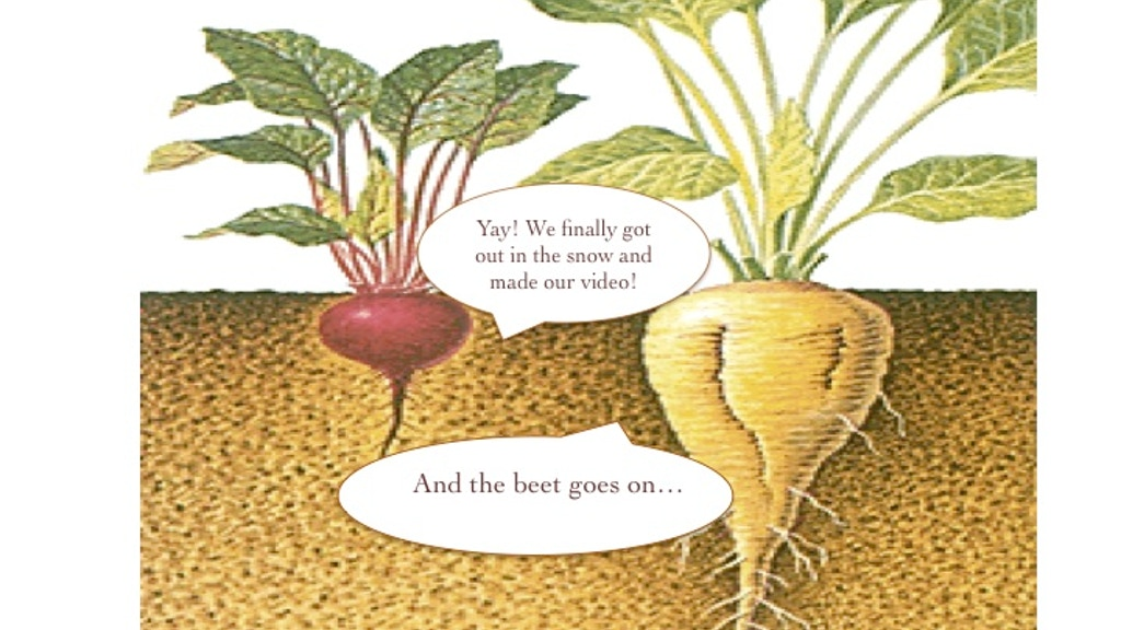 Beet Street Gardens:  Good Food and Safe Space.  Dig it! project video thumbnail