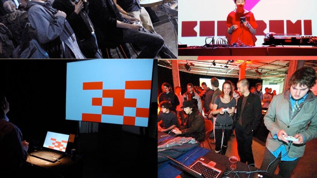 Gamma4: Kokoromi brings legendary indie game showcase to San Francisco project video thumbnail